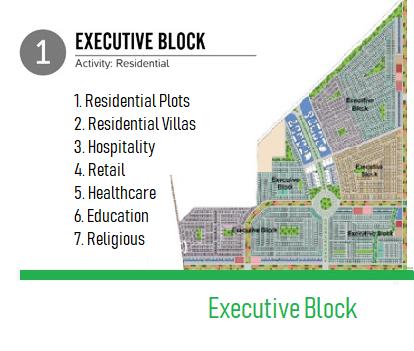 Executive Block