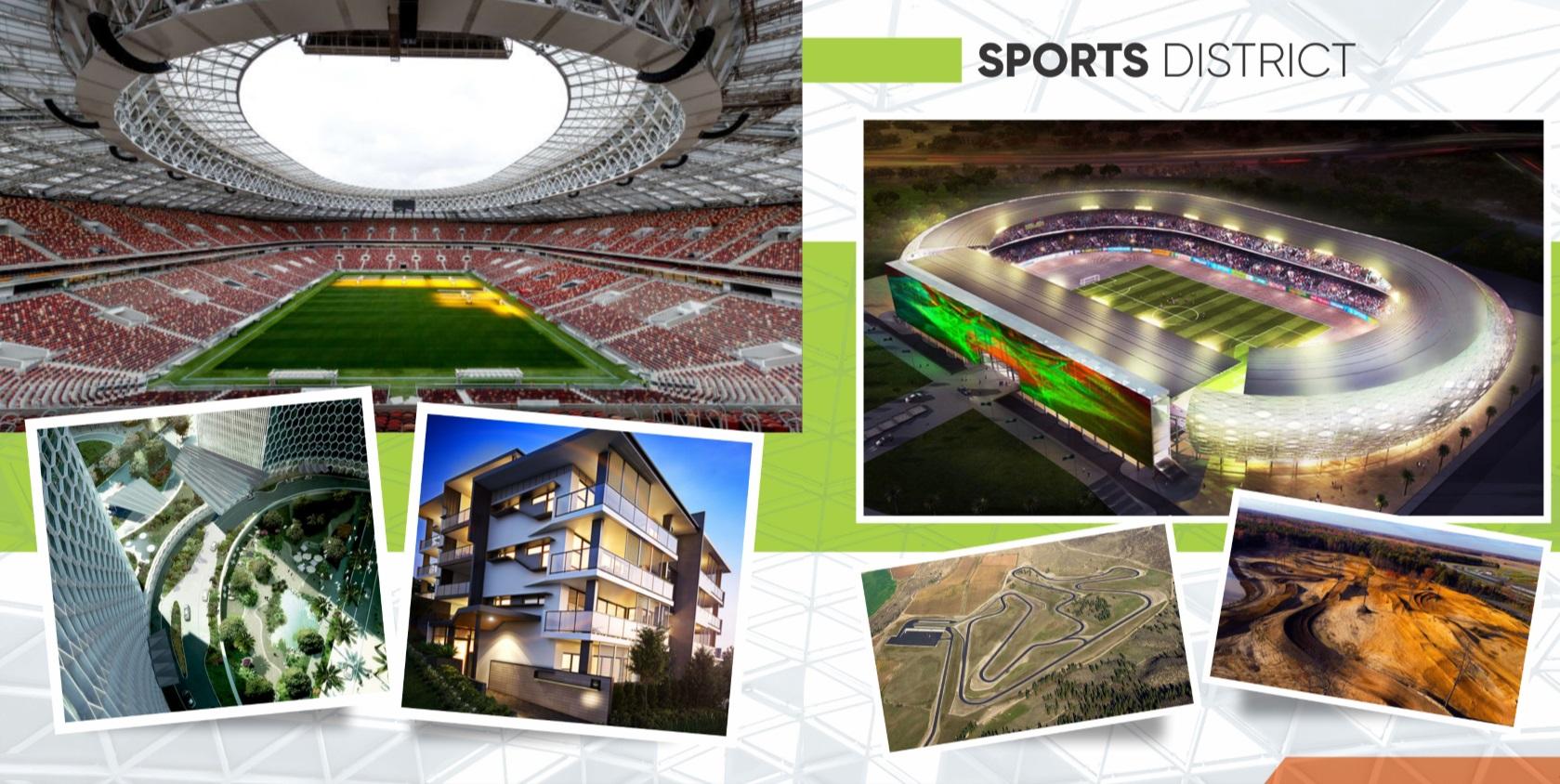 Multi-Purpose Sports Venture