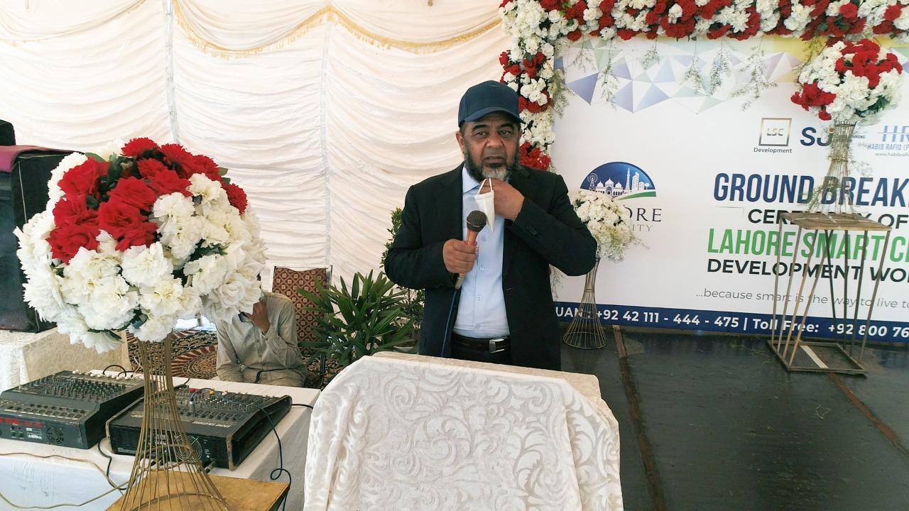 Group COO, M. Aslam Malik