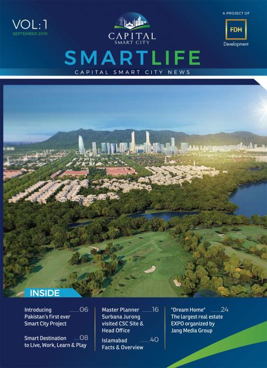 Smart Life (Vol-1 September, 2019)